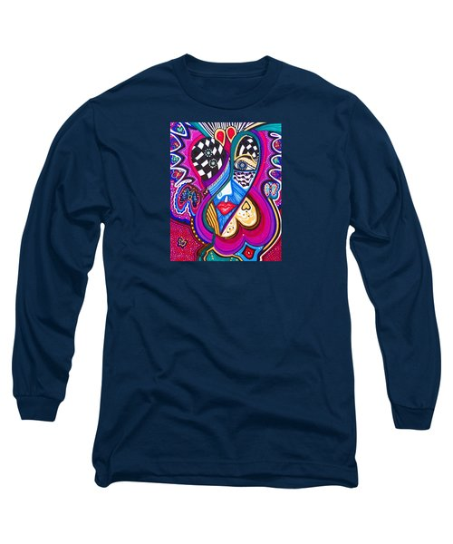 Me Looking For Love - Viii Long Sleeve T-Shirt