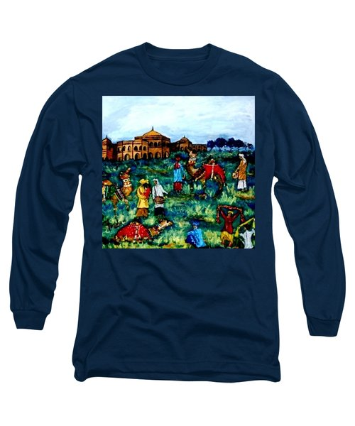 Mela - Carnival Long Sleeve T-Shirt