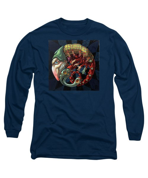 Memento Mori. Red Scorpion Long Sleeve T-Shirt