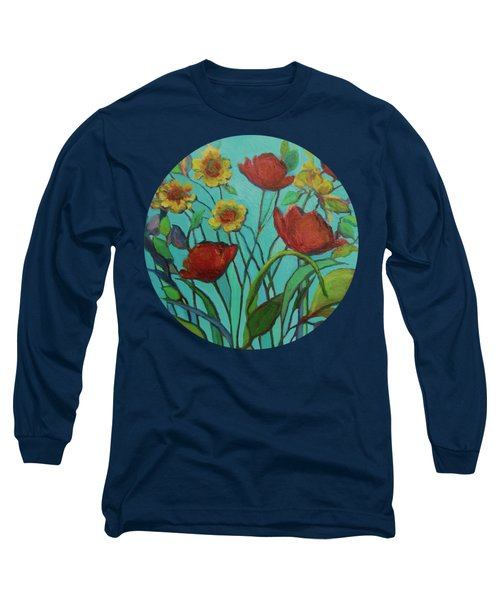 Memories Of The Meadow Long Sleeve T-Shirt