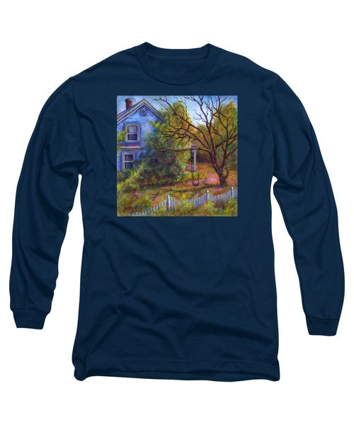 Memories Long Sleeve T-Shirt by Retta Stephenson
