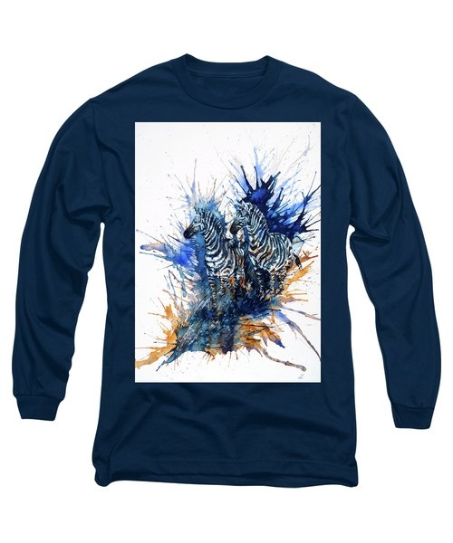 Merging With Shadows Long Sleeve T-Shirt