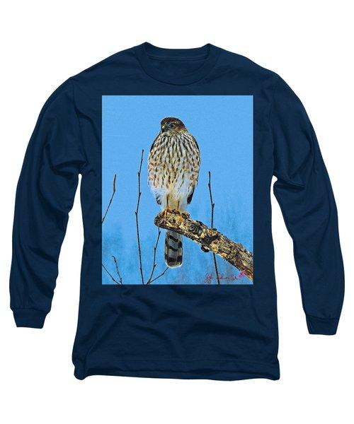 Merlin    Not The Majician Long Sleeve T-Shirt by John Selmer Sr