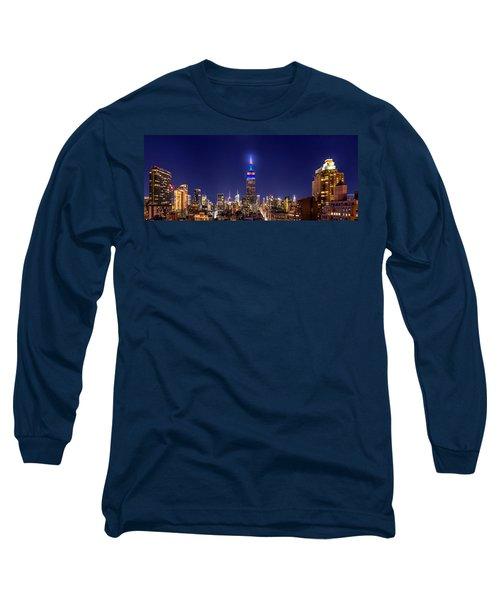 Mets Dominance Long Sleeve T-Shirt