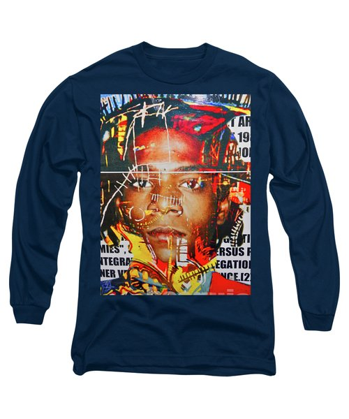 Michel Basquiat Long Sleeve T-Shirt