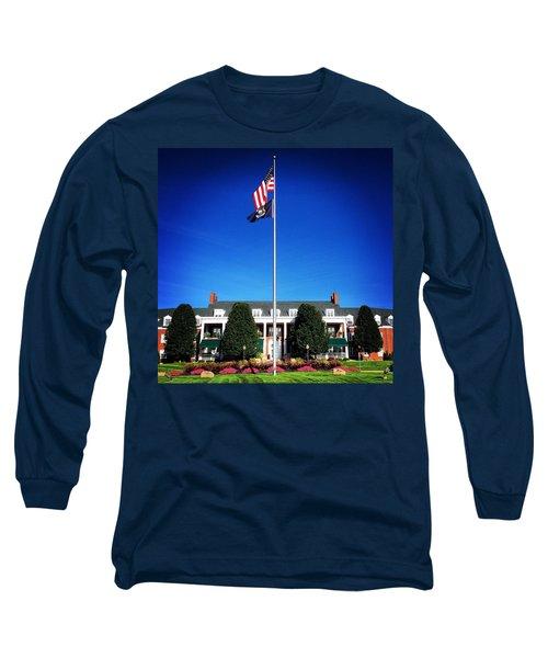 Michigan Masonic Home Long Sleeve T-Shirt