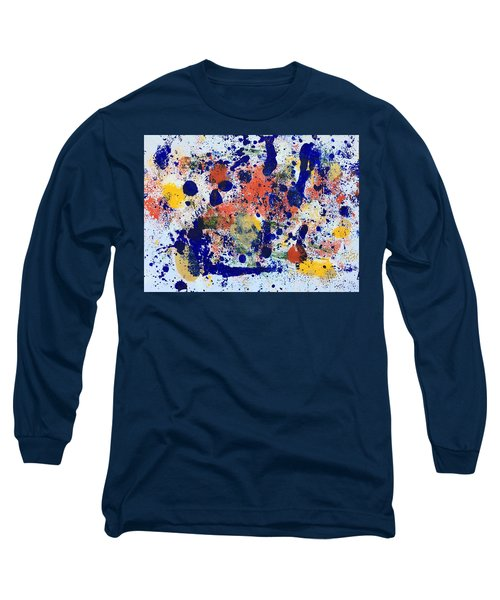Michigan No 2 Long Sleeve T-Shirt