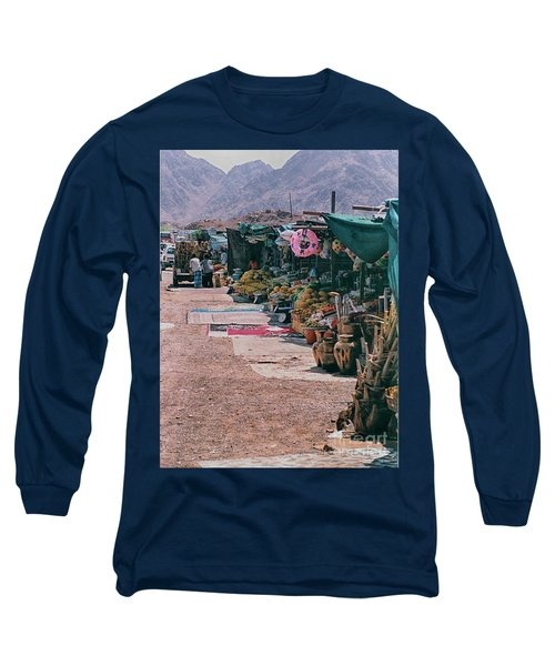 Middle-east Market Long Sleeve T-Shirt