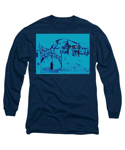 Midnight In Tuscany Long Sleeve T-Shirt
