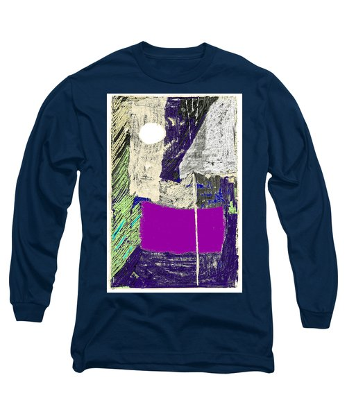 Midnight On The Water Long Sleeve T-Shirt