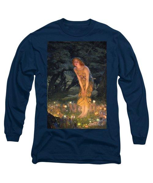Midsummer Eve Long Sleeve T-Shirt