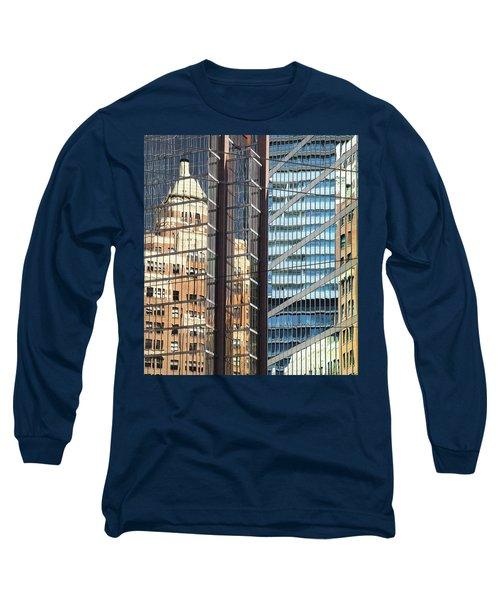 Miksang 10 Reflect Long Sleeve T-Shirt by Theresa Tahara