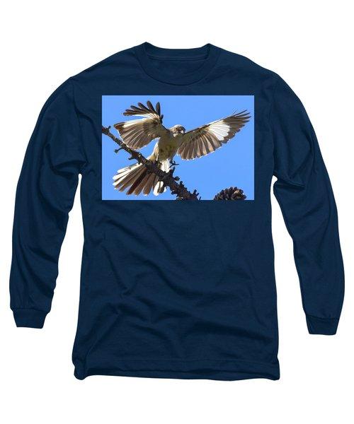 Mockingbird Sees Me I Long Sleeve T-Shirt