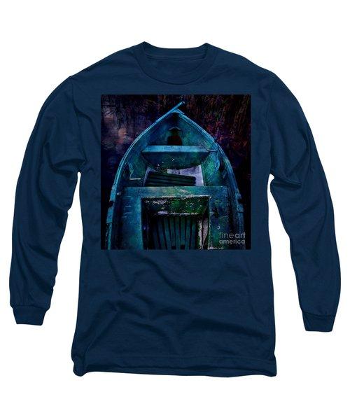 Momentarium Long Sleeve T-Shirt by Agnieszka Mlicka