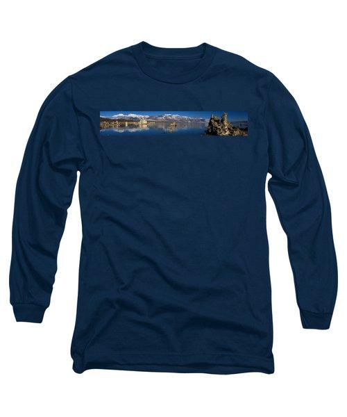 Mono Lake Pano Long Sleeve T-Shirt