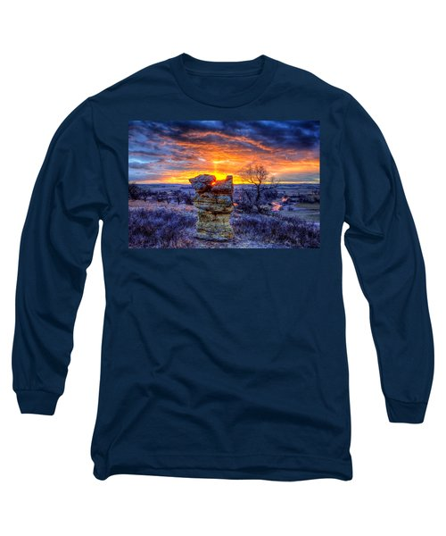 Monolithic Sunrise Long Sleeve T-Shirt