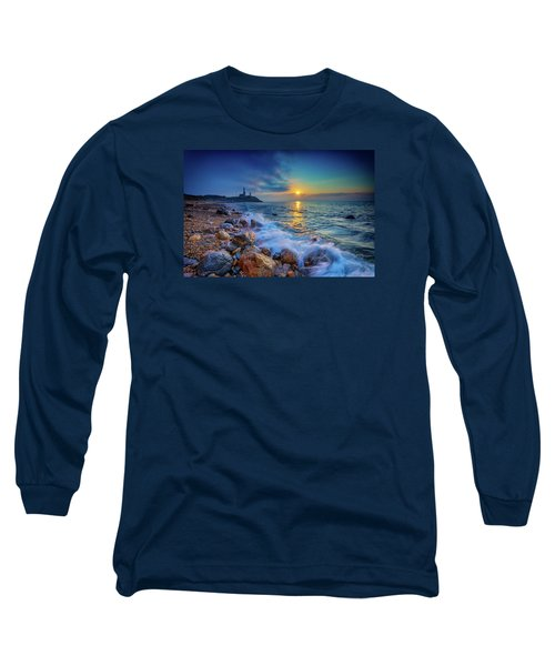 Montauk Sunrise Long Sleeve T-Shirt