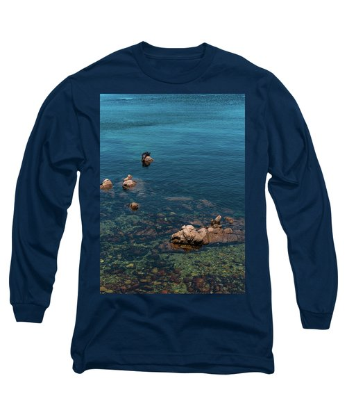 Monterey Long Sleeve T-Shirt by Martina Thompson