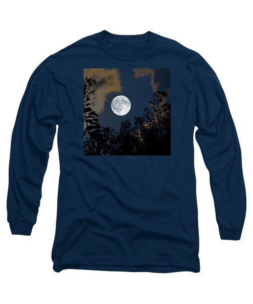 Moon Glo Long Sleeve T-Shirt