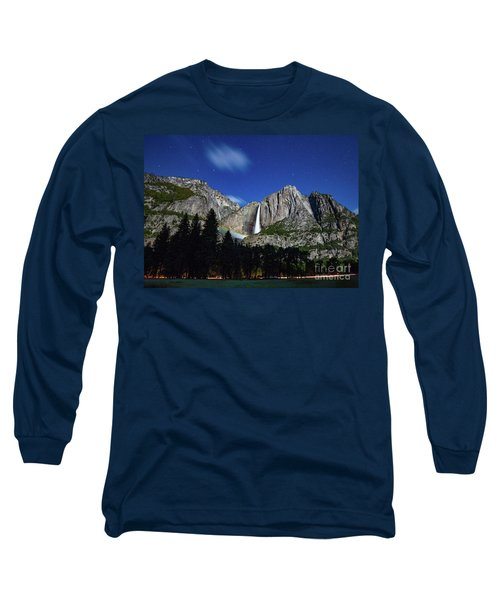 Moonbow And Louds  Long Sleeve T-Shirt