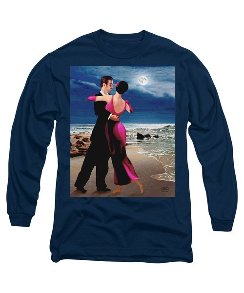 Moonlight Dance Long Sleeve T-Shirt