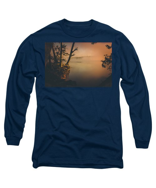 Morning Colors Long Sleeve T-Shirt