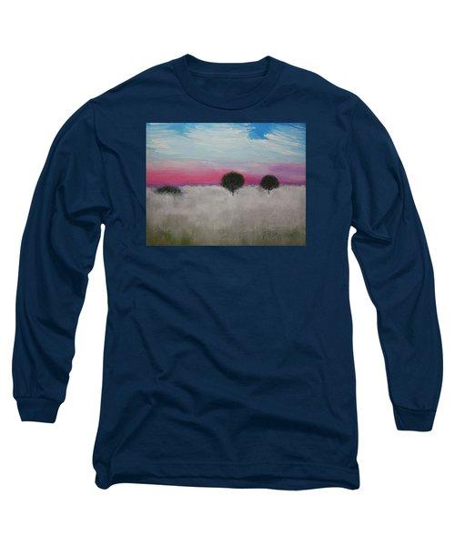 Morning Dew Long Sleeve T-Shirt by J R Seymour