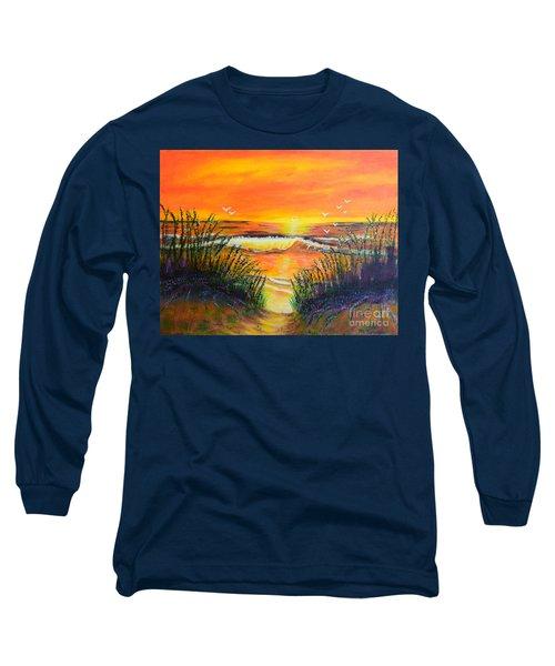 Morning Sun Long Sleeve T-Shirt
