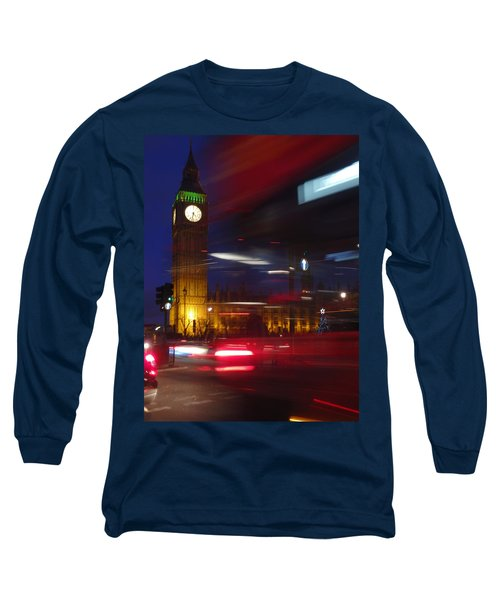 Motion Long Sleeve T-Shirt