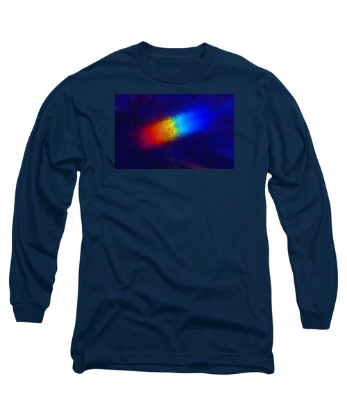 Long Sleeve T-Shirt featuring the photograph Motion Two by Cathy Long