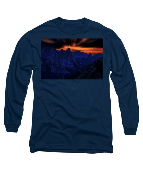 Mount Doom Long Sleeve T-Shirt