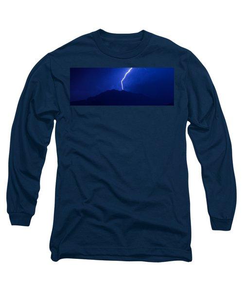 Mount Franklin Lightning Long Sleeve T-Shirt