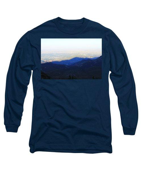 Mountain Shadow Long Sleeve T-Shirt