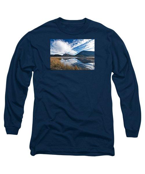 Mountain Splendor Long Sleeve T-Shirt