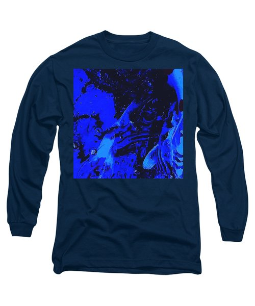 Movements In Silence  Long Sleeve T-Shirt