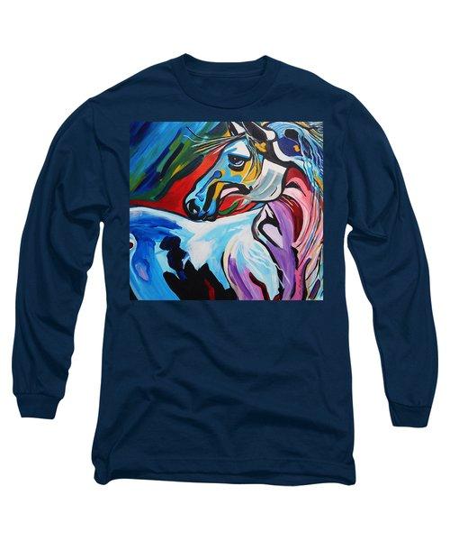 Mr Gorgeous Long Sleeve T-Shirt