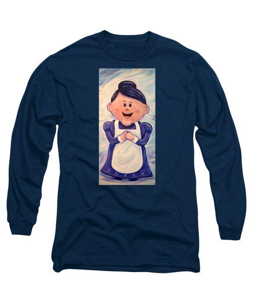Mrs Claus Long Sleeve T-Shirt