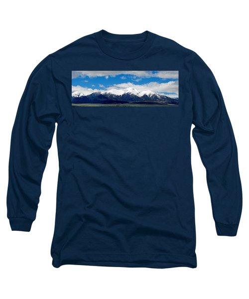 Mt. Princeton Colorado Long Sleeve T-Shirt