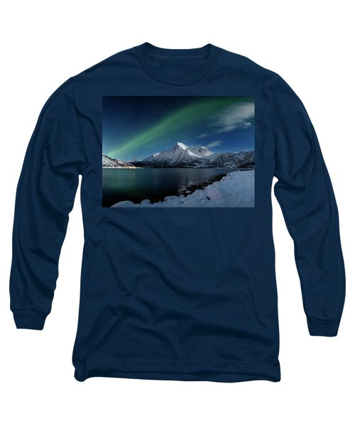 Mt Stortinden Long Sleeve T-Shirt