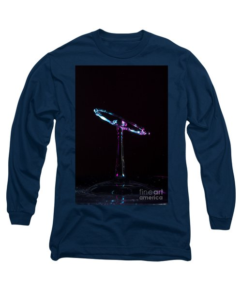 Multi Spinner Long Sleeve T-Shirt