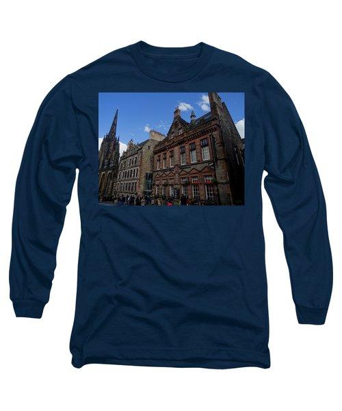 Museo Del Whisky Edimburgo Long Sleeve T-Shirt