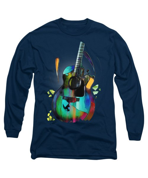 Music In Colour Long Sleeve T-Shirt