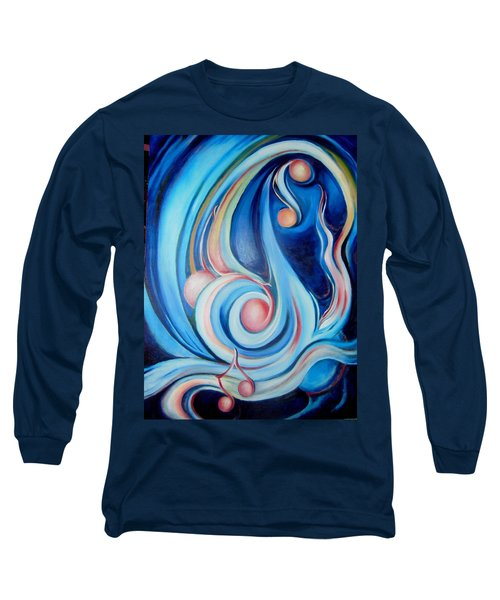 Music Of The Spheres Long Sleeve T-Shirt