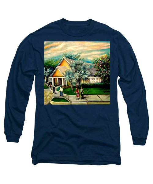 My Church Long Sleeve T-Shirt