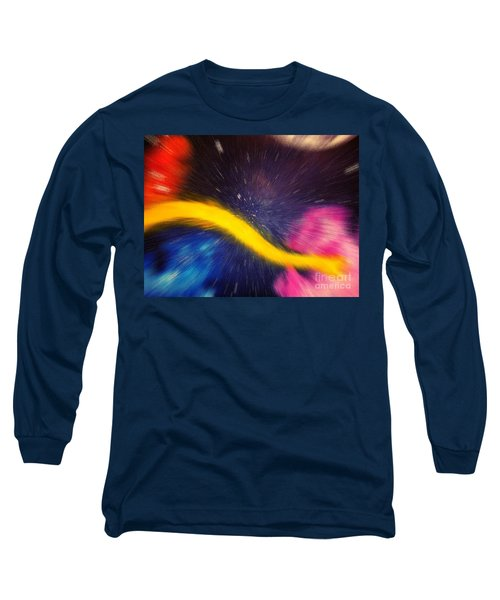 My Galaxy Too Long Sleeve T-Shirt
