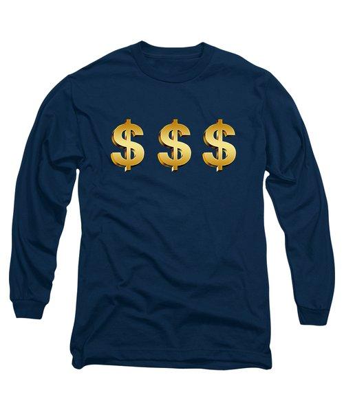 My Prosperity Mind Long Sleeve T-Shirt