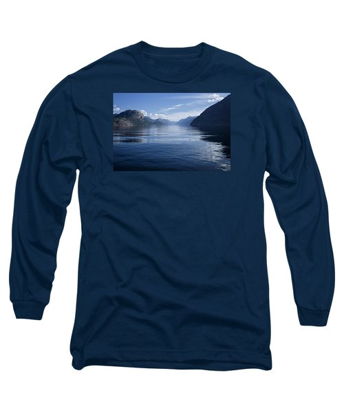 My Thoughts Keep Coming Back To You Long Sleeve T-Shirt