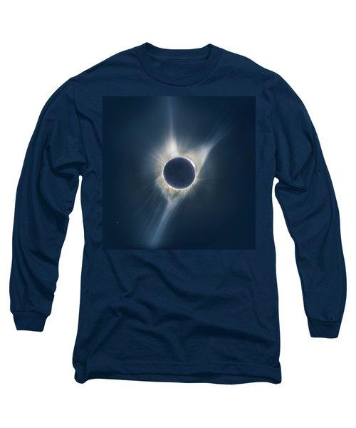 Mystic Eclipse  Long Sleeve T-Shirt