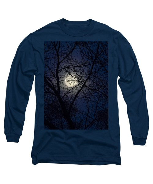 Mystic Moon Long Sleeve T-Shirt
