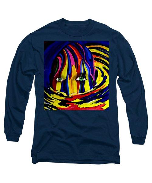 Mystic Waters Long Sleeve T-Shirt